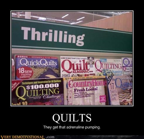 Quilting!!
