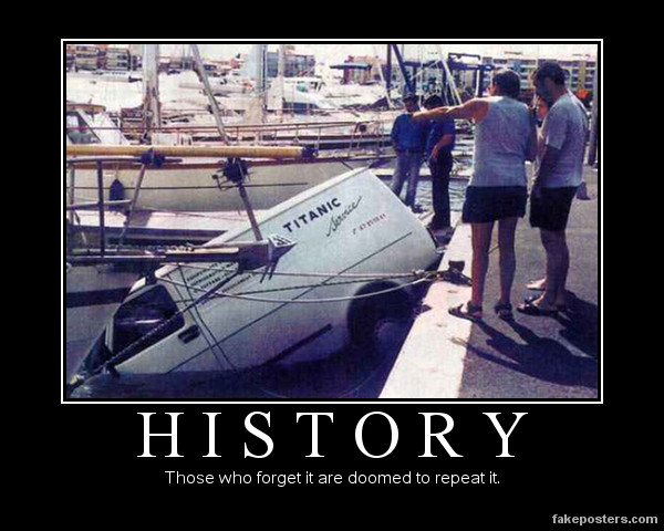 History Titanic